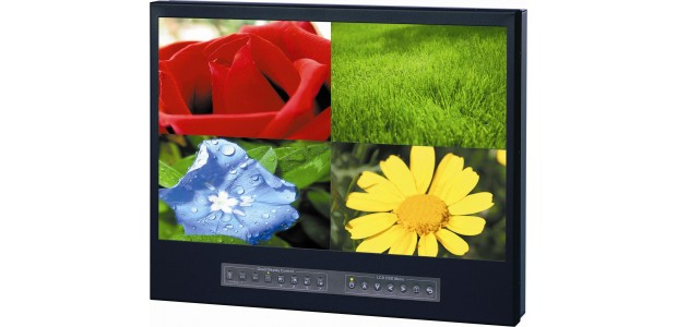 LCD Quad Display
