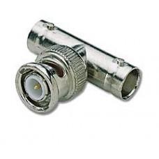 C2G - 02047 - BNC T-Adapter F/M/F