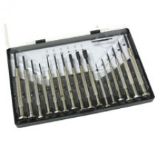 C2G - 38014 - 16pc Jeweler Screwdriver Set