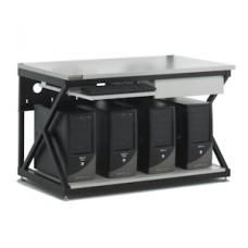 """KENDALL HOWARD - 5000-3-300-48 - 48"""" Performance Work Bench W/Full Bottom Shelf / No Upper Shelf"""