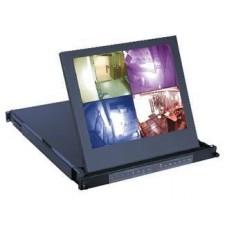 "Austin Hughes CyberView - RP-1020QD - 10U 20"" LCD quad display"