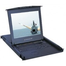 Austin Hughes CyberView - H119-802b - 1U High Bright LCD Keyboard Drawer-19