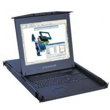 Austin Hughes CyberView - RKP119-MIP813b - 1U LCD keyboard Drawer-19