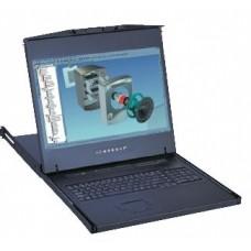 "Austin Hughes CyberView - W119-U3202b - 1U 19"" Widescreen LCD Keyboard Drawer"