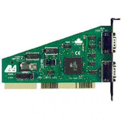 Quad serial PCI LP not found as new hardware