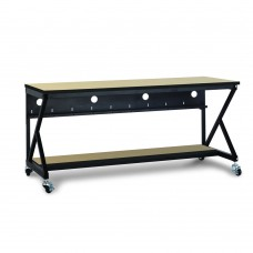"KENDALL HOWARD - 5000-3-401-72 - 72"" Performance 400 Series® LAN Station - Hard Rock Maple"