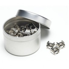 KENDALL HOWARD - 0200-1-003-01 - 10-32 Cage Nuts Bulk Pack (2500)